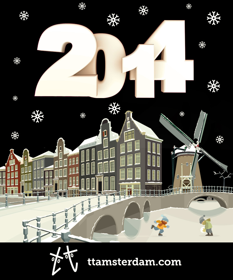 Happy new year tt visual communication design amsterdam for Design agency amsterdam
